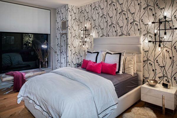 bedroom decorating ideas and designs Remodels Photos TAHAR DÉCOR New York United States modern-bedroom-003
