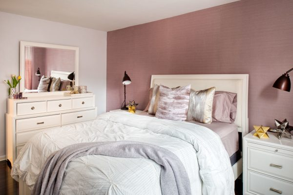 bedroom decorating ideas and designs Remodels Photos TAHAR DÉCOR New York United States transitional-bedroom