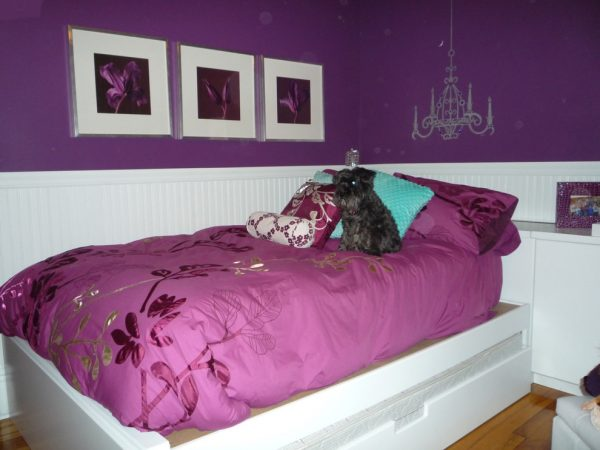 bedroom decorating ideas and designs Remodels Photos TOC design Pierrefonds, Quebec Québec, Canada contemporary-004
