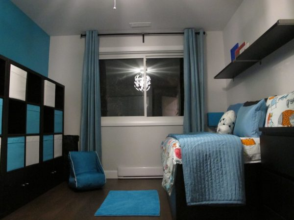 bedroom decorating ideas and designs Remodels Photos TOC design Pierrefonds, Quebec Québec, Canada contemporary-kids