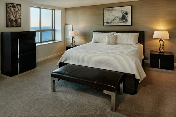 bedroom decorating ideas and designs Remodels Photos TZS Design Chicago Illinois United States contemporary-bedroom