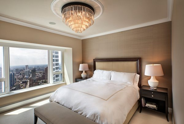 bedroom decorating ideas and designs Remodels Photos TZS Design Chicago Illinois United States transitional-bedroom