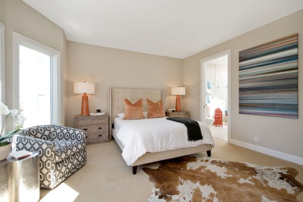 bedroom decorating ideas and designs Remodels Photos Tamara Mack Design San Francisco California United States transitional-bedroom-003