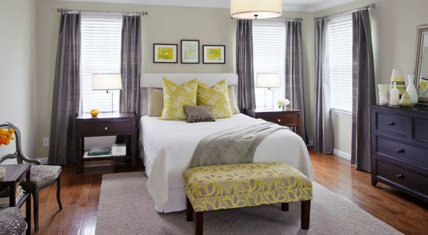 bedroom decorating ideas and designs Remodels Photos Tamsin Design Group St. Louis Missouri United States contemporary-bedroom