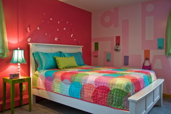 bedroom decorating ideas and designs Remodels Photos Taylor Design Studio Chagrin Falls Ohio united states traditional-kids-001