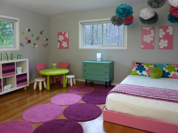 bedroom decorating ideas and designs Remodels Photos Taylor Design Studio Chagrin Falls Ohio united states traditional-kids