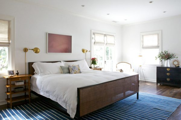 bedroom decorating ideas and designs Remodels Photos Taylor Jacobson Interior Design Los Angeles California united states transitional-bedroom-001