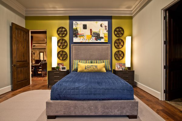 bedroom decorating ideas and designs Remodels Photos The Design Firm Stafford Texas United States contemporary-kids