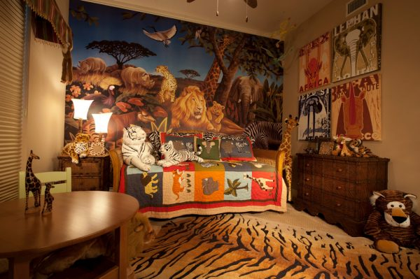bedroom decorating ideas and designs Remodels Photos The Design Firm Stafford Texas United States eclectic-kids-002