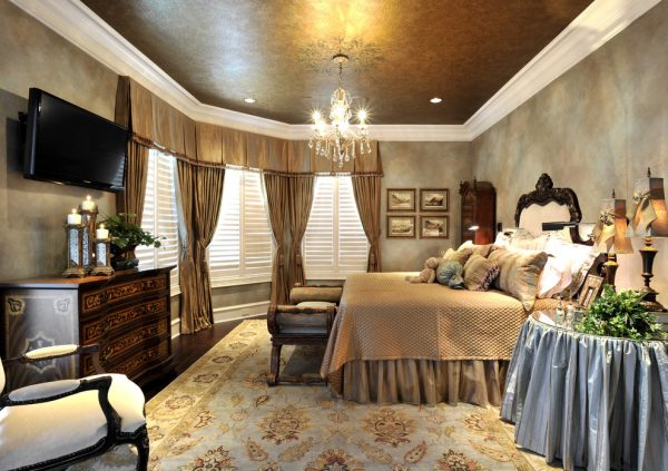 bedroom decorating ideas and designs Remodels Photos The Design Firm Stafford Texas United States traditional-bedroom-003