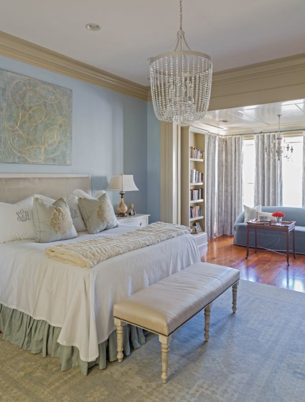 bedroom decorating ideas and designs Remodels Photos The French Mix Interior Design Covington Louisiana United States traditional-bedroom-002
