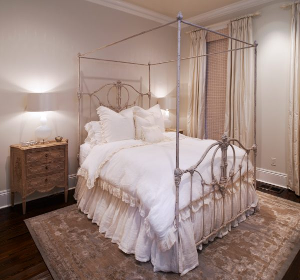 bedroom decorating ideas and designs Remodels Photos The French Mix Interior Design Covington Louisiana United States transitional-bedroom-001