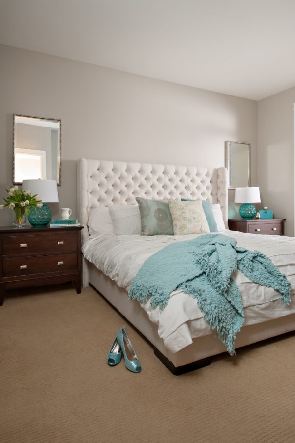 bedroom decorating ideas and designs Remodels Photos The Spotted Frog Designs Richmond British Columbia, Canada transitional-bedroom-006