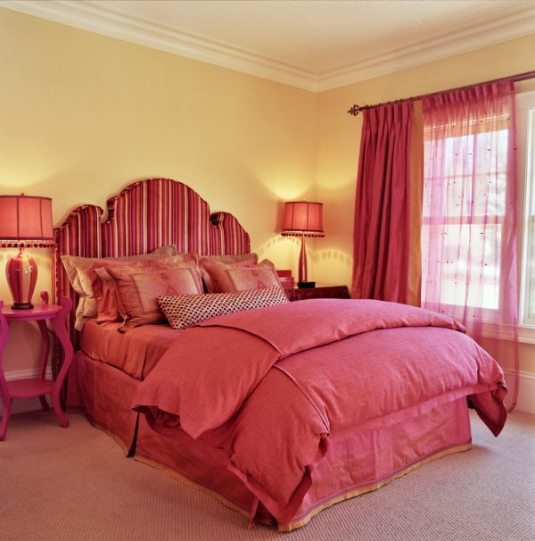 bedroom decorating ideas and designs Remodels Photos Tina Barclay Lake Oswego Oregon United States eclectic-bedroom