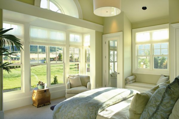bedroom decorating ideas and designs Remodels Photos Tina Barclay Lake Oswego Oregon United States traditional-bedroom-005