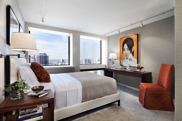 bedroom decorating ideas and designs Remodels Photos Tom Stringer Design Partners Chicago Illinois United States contemporary-bedroom-002