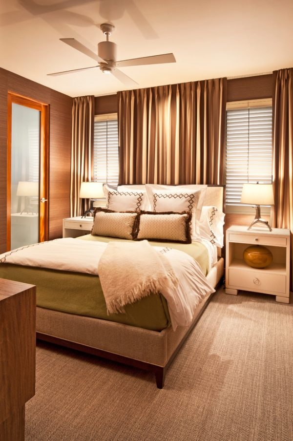 bedroom decorating ideas and designs Remodels Photos Tom Stringer Design Partners Chicago Illinois United States contemporary-bedroom-004