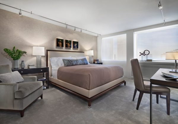 bedroom decorating ideas and designs Remodels Photos Tom Stringer Design Partners Chicago Illinois United States contemporary-bedroom