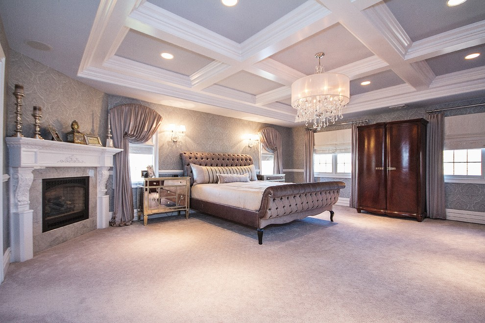 Bedroom Decorating And Designs By Trade Mart Interiors Staten Island New York United States