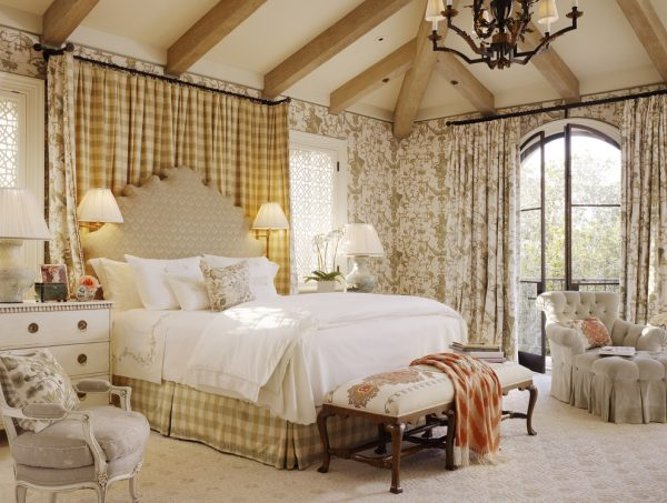 bedroom decorating ideas and designs Remodels Photos Tucker & Marks San Francisco California united states traditional-bedroom-008
