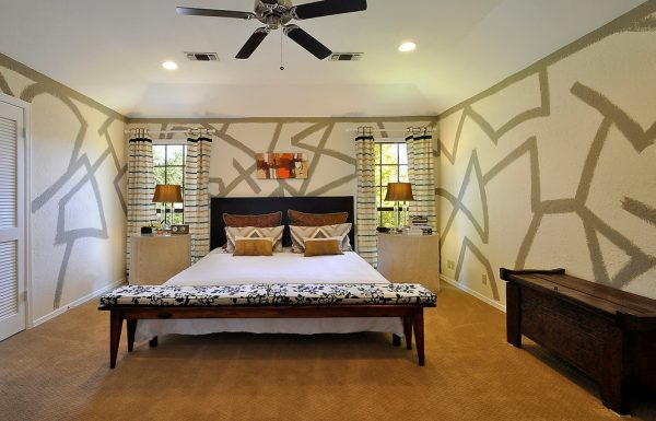 bedroom decorating ideas and designs Remodels Photos Turnstyle Design Austin Texas united states rustic-bedroom