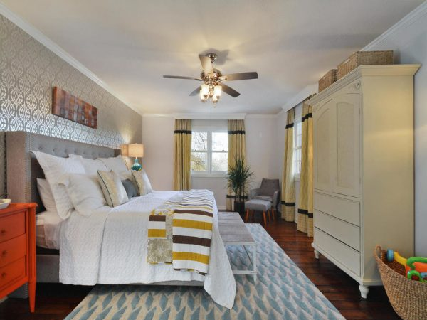 bedroom decorating ideas and designs Remodels Photos Turnstyle Design Austin Texas united states transitional-bedroom-002