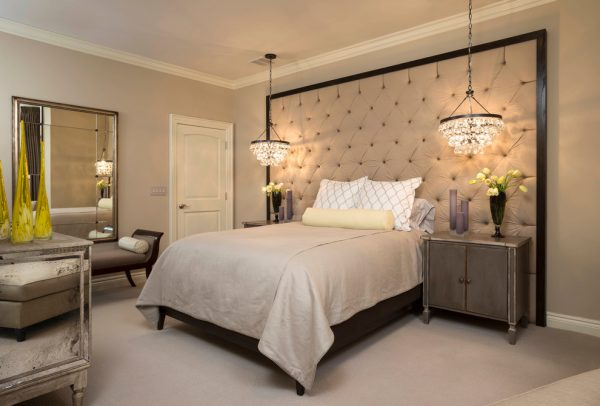 bedroom decorating ideas and designs Remodels Photos Tutto Interiors Northville Michigan United States contemporary-bedroom