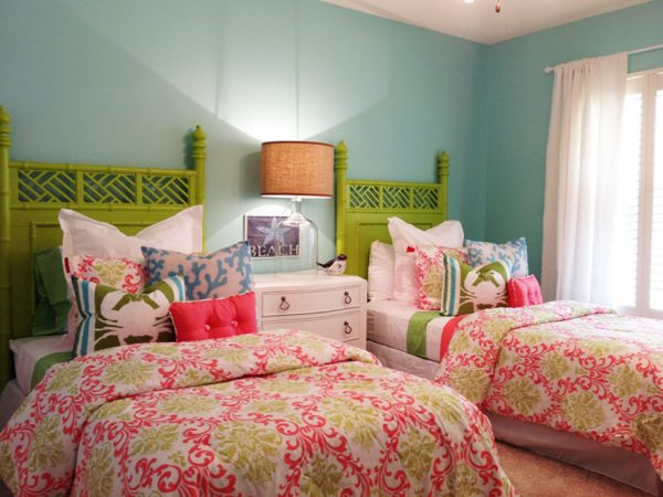 bedroom decorating ideas and designs Remodels Photos Tweak Your Space Tampa Florida United States beach-style-bedroom