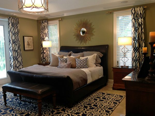 bedroom decorating ideas and designs Remodels Photos Tweak Your Space Tampa Florida United States traditional-bedroom-004