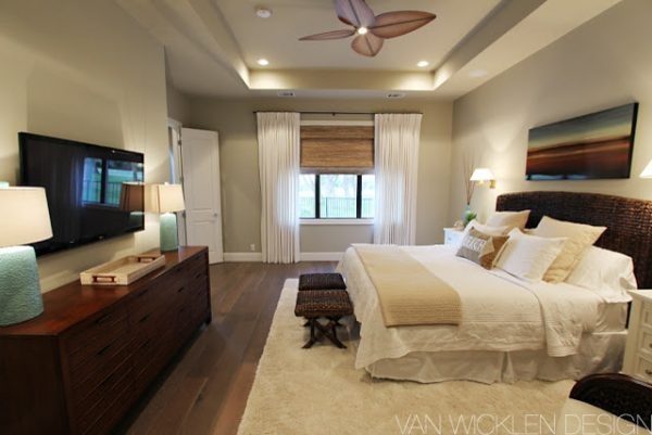 bedroom decorating ideas and designs Remodels Photos Van Wicklen Design Spicewood Texas united states contemporary-bedroom