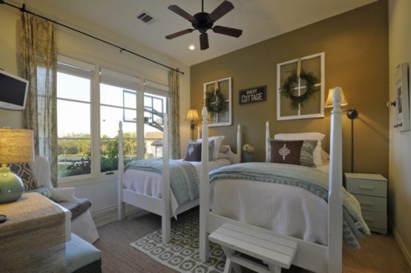 bedroom decorating ideas and designs Remodels Photos Van Wicklen Design Spicewood Texas united states eclectic-bedroom-001