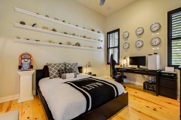 bedroom decorating ideas and designs Remodels Photos Van Wicklen Design Spicewood Texas united states farmhouse-bedroom-002