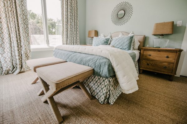 bedroom decorating ideas and designs Remodels Photos Van Wicklen Design Spicewood Texas united states transitional-bedroom-001