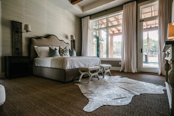 bedroom decorating ideas and designs Remodels Photos Van Wicklen Design Spicewood Texas united states transitional-bedroom