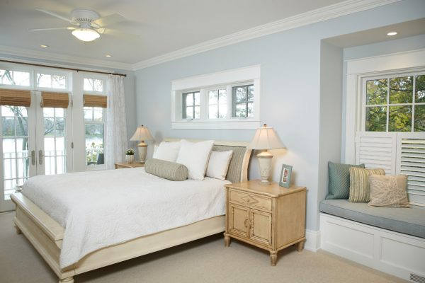 bedroom decorating ideas and designs Remodels Photos Villa Décor East Grand Rapids Michigan united states traditional-bedroom-002