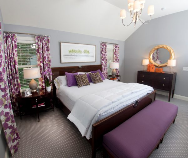 bedroom decorating ideas and designs Remodels Photos Village Design & Interiors Westlake Ohio United States transitional-bedroom-001