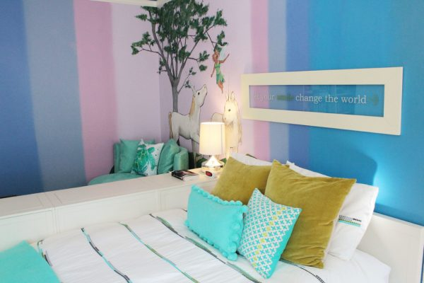 bedroom decorating ideas and designs Remodels Photos Visual Jill Interior Decorating Berkeley California united states eclectic-kids-001
