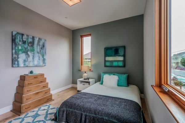 bedroom decorating ideas and designs Remodels Photos Visual Jill Interior Decorating Berkeley California united states modern-bedroom-005