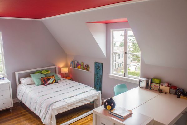 bedroom decorating ideas and designs Remodels Photos Visual Jill Interior Decorating Berkeley California united states modern-kids-002