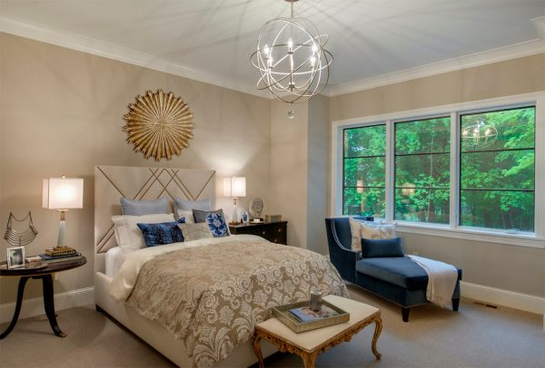 bedroom decorating ideas and designs Remodels Photos Vivid Interior Design - Danielle Loven Minneapolis united states mediterranean-bedroom