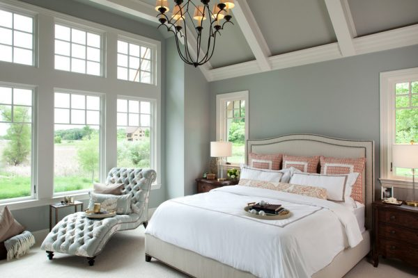 bedroom decorating ideas and designs Remodels Photos Vivid Interior Design - Danielle Loven Minneapolis united states traditional-bedroom