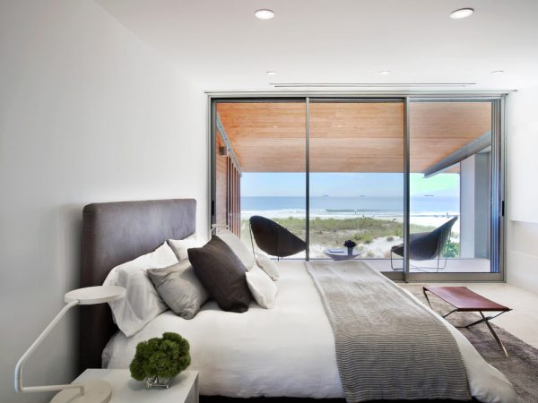 bedroom decorating ideas and designs Remodels Photos West Chin Architects & Interior Designers New York United States beach-style-bedroom