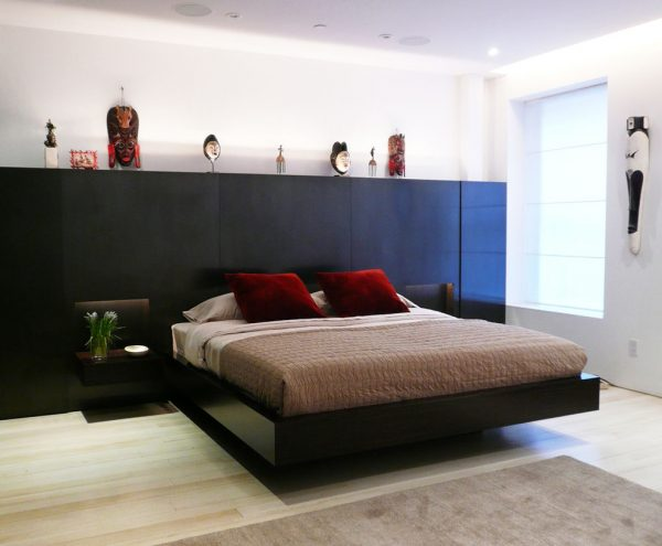 bedroom decorating ideas and designs Remodels Photos West Chin Architects & Interior Designers New York United States contemporary-bedroom-001