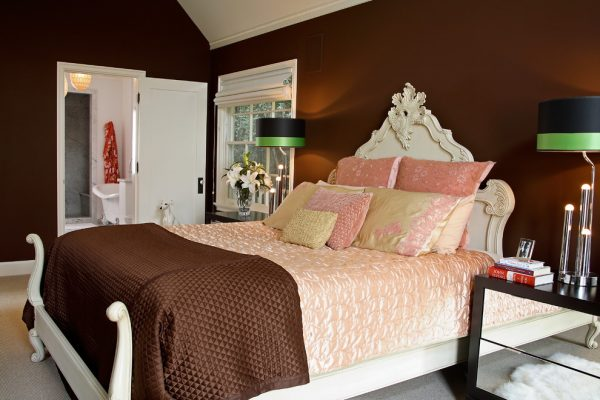 bedroom decorating ideas and designs Remodels Photos Woodson & Rummerfield's House of Design Los Angeles California beach-style-bedroom