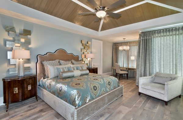 bedroom decorating ideas and designs Remodels Photos Wright Interior Group Naples Florida United States beach-style-bedroom-001