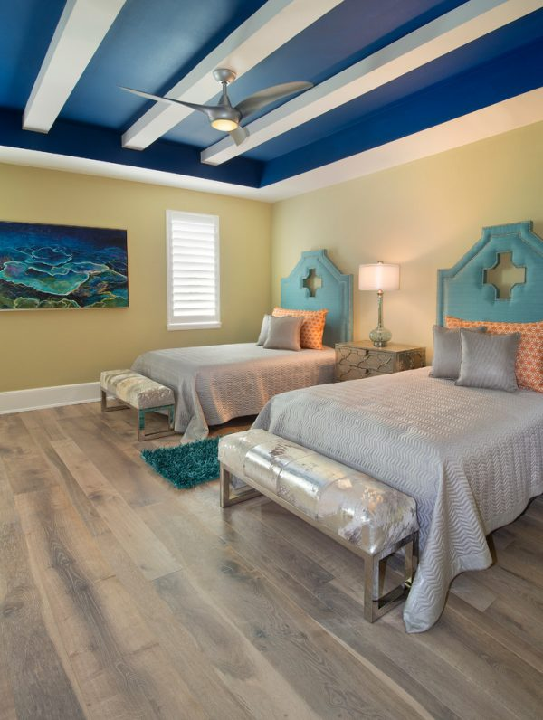 bedroom decorating ideas and designs Remodels Photos Wright Interior Group Naples Florida United States beach-style-bedroom-003