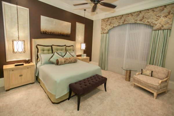 bedroom decorating ideas and designs Remodels Photos Wright Interior Group Naples Florida United States traditional-bedroom
