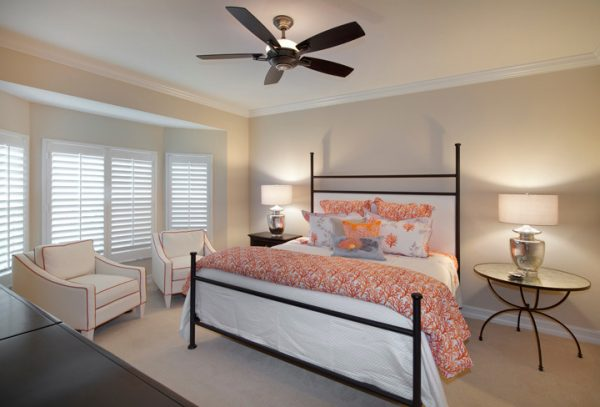 bedroom decorating ideas and designs Remodels Photos Wright Interior Group Naples Florida United States transitional-bedroom-003