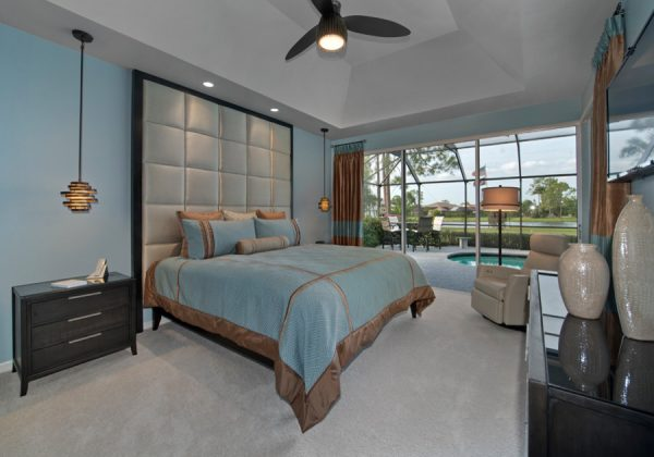 bedroom decorating ideas and designs Remodels Photos Wright Interior Group Naples Florida United States transitional-bedroom-005
