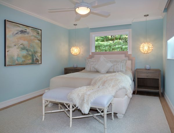 bedroom decorating ideas and designs Remodels Photos Wright Interior Group Naples Florida United States transitional-bedroom